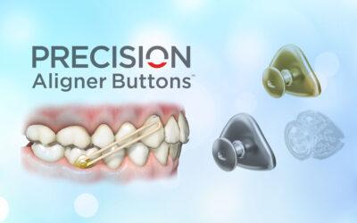 Precision Aligner Buttons vuelve a ser nominado como mejor producto de Ortodoncia